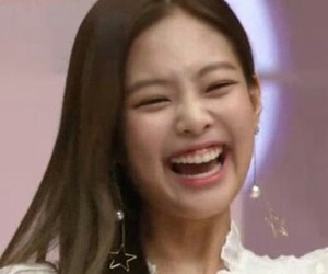 jennie, low quality, and blackpink image