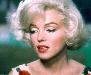 60's and Marilyn Monroe image