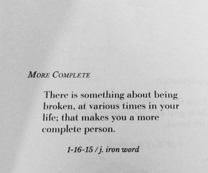 about, broken, and person image