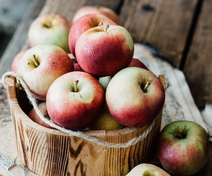 Apple Pie, apples, and apple cider image