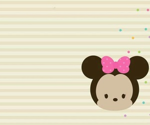 wallpaper, minnie, and background image