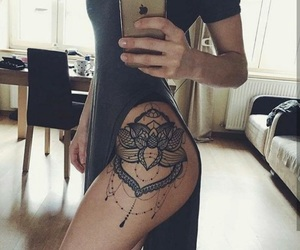 tattoo and body image