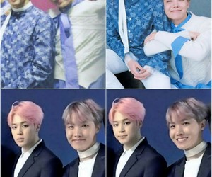 bts, hoseok, and jimin image