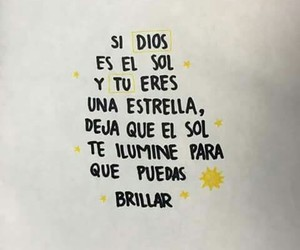 frases, dios, and buenas image