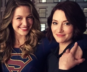 melissa benoist, Supergirl, and chyler leigh image