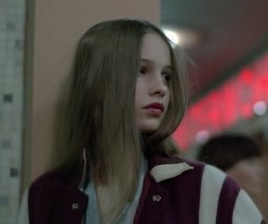girl, Christiane F, and movie image