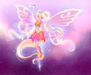 stella, winx club, and art image
