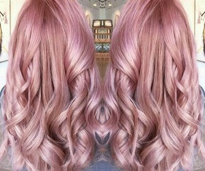 beauty, colours, and rose gold image