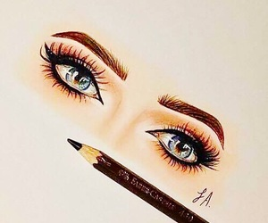 amazing, creative, and drawing image