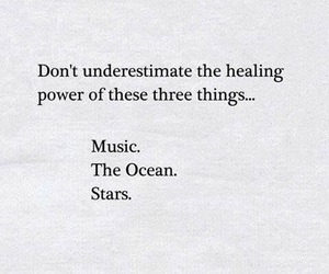 quotes, music, and stars image
