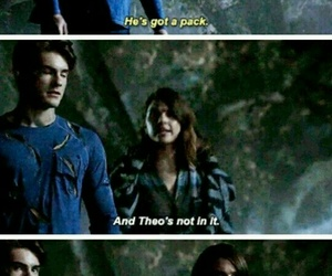 pack, teen wolf, and scott mccall image