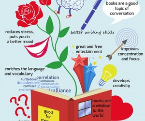 books, benefits, and bucher image
