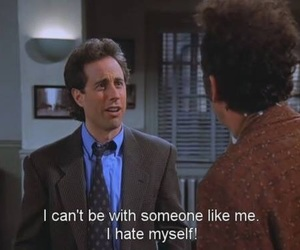 90s, seinfeld, and funny image