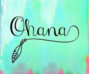 ohana and family image
