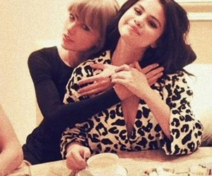 selena gomez, Taylor Swift, and best friends image