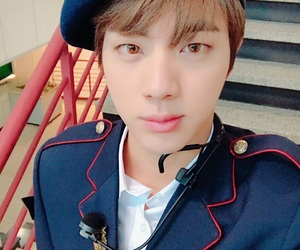 bts, jin, and seokjin image