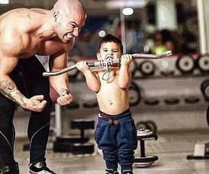 baby, fitness, and Just Do It image