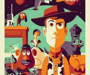 andy, movie, and toy story image