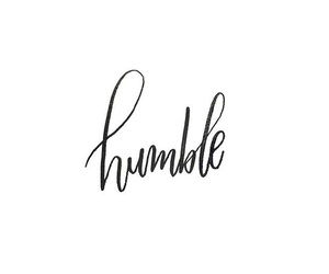quotes, inspiration, and humble image