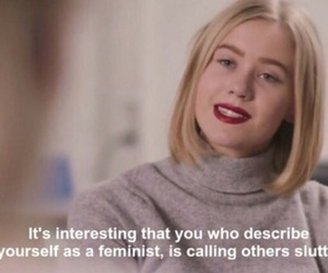 quote and skam image