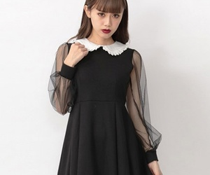 fashion, japan, and style image