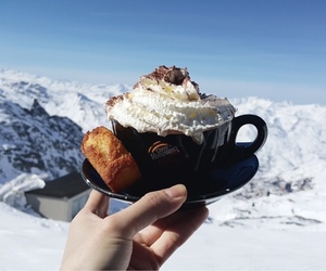 Alps, coffee, and italy image