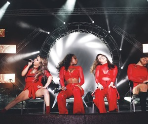 ally brooke, lauren jauregui, and fifth harmony image