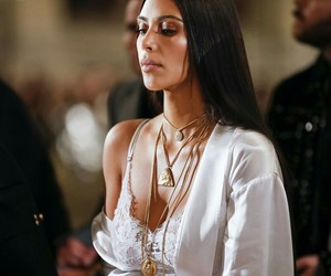 kim kardashian, style, and kim image