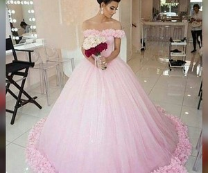 gowns and wedding image