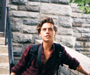 boy and cole sprouse image