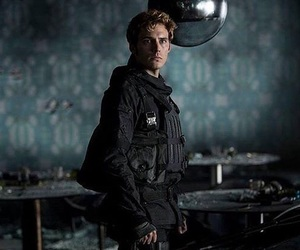 the hunger games, finnick odair, and hunger games image