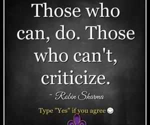 do, criticar, and criticize image