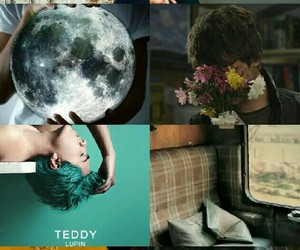 aesthetic and teddy lupin image