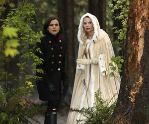 once upon a time, Jennifer Morrison, and series image