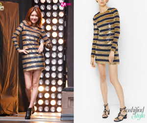 dress, snsd, and sooyoung image