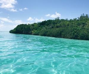beautiful, mauritius, and ocean image