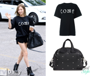 Givenchy, snsd, and mm6 maison margiela image