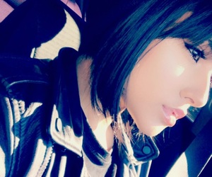 beautiful, short hair, and becky g image