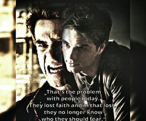 fear, quote, and The Originals image