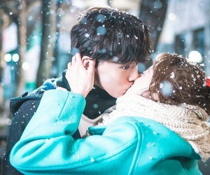 kdrama, nam joo hyuk, and kiss image
