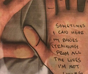 hands, quotes, and life image