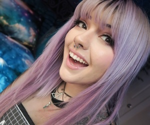 alternative, emo, and Piercings image