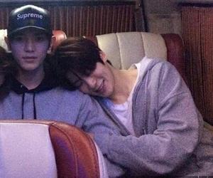nct, taeyong, and jaehyun image