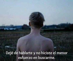 frases, frases, and sad image