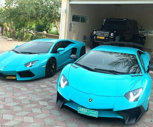 cars, luxury, and blue image