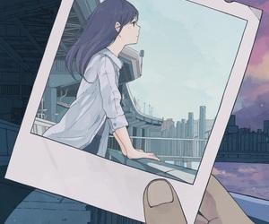 anime, art, and photo image