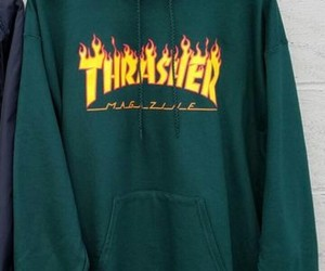 thrasher and hoodies thraser image