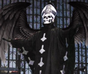 ghost, papa emeritus, and ghost bc image
