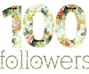 100, love you all, and ♡♡♡ image