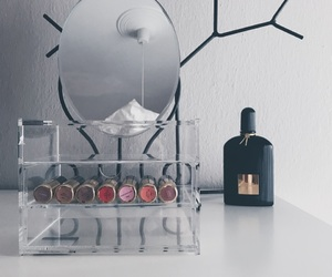hm, tom ford, and makeup storage image